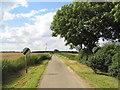 TL2781 : Harris's Lane by Tim Heaton