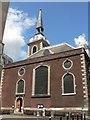 TQ3280 : City parish churches: St. Mary Abchurch by Chris Downer