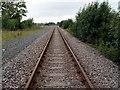 SE3613 : Railway Line to Walton from Royston by John Fielding