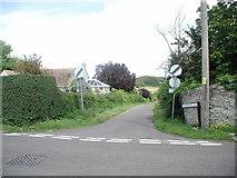ST4526 : Rowmarsh Lane by Rosalind Ashworth