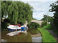 SJ4465 : Rowton Bridge on theShropshire Union Canal by Sue Adair