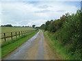 TL0367 : Bridleway to Dean lodge by Les Harvey