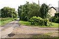 TL3585 : Round House farm on Round House Drove by Shaun Ferguson