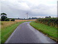 TL0771 : Road near Catworth Lodge by Les Harvey