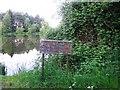 SP6726 : Jubilee Lake, Three Bridge Mill near Twyford 2 by Andy Gryce