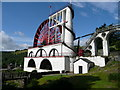 SC4385 : The Laxey Wheel by Dot Potter