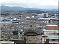 NT2573 : Panorama from the Castle, Edinburgh - 1 of 5 #3 by Dave Hitchborne