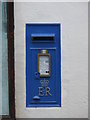 TG0041 : Blue Postbox by Evelyn Simak