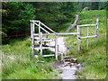 NN1168 : Stile on the West Highland Way by Iain Thompson