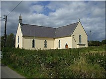 V9297 : Ballyhar Church by Raymond Norris