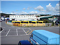 SN5881 : Arriva Bus Garage by John Lucas