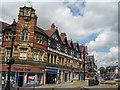 SD5805 : Market Place, Wigan by Sue Adair