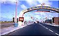SD3032 : Starting point of Blackpool Illuminations by P Flannagan