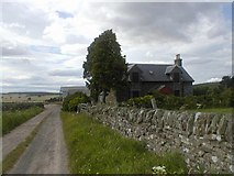 NO3944 : Wreaths Farmhouse by Mark Thomas