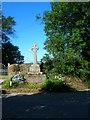 SX0771 : War Memorial Helland by William Bartlett