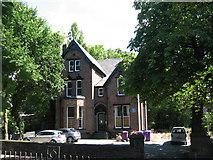 SJ3688 : 28 Ullet Road, John Brodie's House by Sue Adair