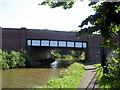 SJ4070 : Bridge 133 over the Shropshire Union canal by David Quinn