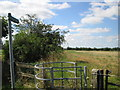 TL0543 : Wilstead to Houghton Conquest footpath by A6 by ian saunders