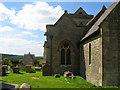 ST6966 : Kelston Church by Sharon Loxton