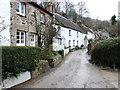 SW7525 : Cottages in Helford by Ian Macnab