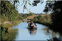 ST9561 : Boats on the Kennet and Avon Canal by Doug Lee
