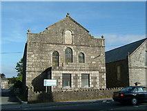 SX0158 : Bugle Methodist Church by Gareth