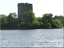 H3507 : Lough Oughter Castle, County Cavan.  Ireland. by Adam Simpson