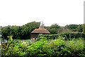 TQ7720 : Oast House at Little Swailes Green Farm, Swailes Green near Staplecross, East Sussex by Oast House Archive