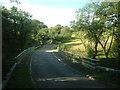 SO7185 : Bridge over Borle Brook by planetearthisblue