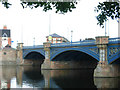 SK5838 : Trent Bridge by Stephen McKay
