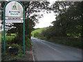 SD7415 : Blackburn Boundary Line by Paul Anderson