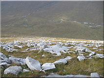 NR9440 : Hillside towards Iorsa Water by Chris Wimbush