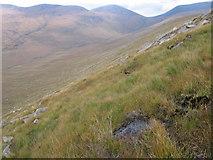 NR9441 : Hillside of Glen Iorsa by Chris Wimbush