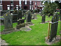 SD5203 : St James Roman Catholic Church, Orrell, Graveyard by Alexander P Kapp