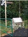 NJ8501 : Access to old Deeside Railway by Stanley Howe