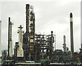 TQ7181 : Platformer 3, Shell Haven Oil Refinery by terry joyce