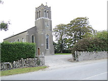 O1181 : St. Mary's Church, Sandpit by Jonathan Billinger