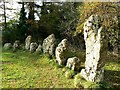 SP2930 : Rollright Stones (part), Oxfordshire by Brian Robert Marshall