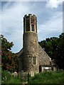 TG2124 : St Peter's Church (2) by Evelyn Simak