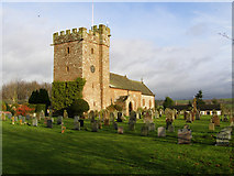 NY5536 : Great Salkeld Church by mauldy