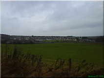 NS8356 : Field just off Cathburn road by dan m