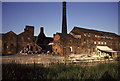 SJ8649 : Middleport Pottery, Burslem by Chris Allen