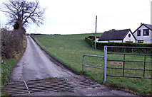 SJ5148 : Road to Robberhill Farm by Jonathan Billinger