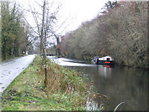 N8524 : The Grand Canal at Landenstown by Jonathan Billinger