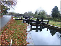 N8821 : Grand Canal - Naas branch by Jonathan Billinger