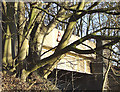 SO8790 : Former Railway Bridge, Himley by Roger  Kidd