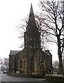 SE1528 : Holy Trinity Church - Park House Road by Betty Longbottom