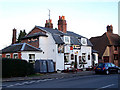 TQ8862 : The Maypole public house, Borden by Richard Dorrell