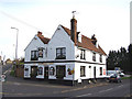 TQ6960 : Freemasons Arms public house, Snodland by Richard Dorrell