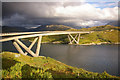 NC2233 : Kylesku Bridge by Ian Capper